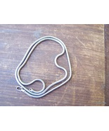 antique watch fob chain 32 in. - $45.00