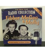 Fibber McGee and Molly Cassette Collection Old ... - $49.99