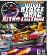Illegal Street Drag Midnight Outlaw Nitro Editi... - $11.93