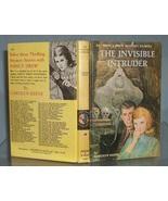 Nancy Drew #46 The Invisible Intruder Vintage M... - $3.99