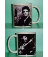 Lou Reed 2 Photo Designer Collectible Mug - $14.95