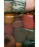 Assorted Fine Twist Mixed Yarn Large Lot - $40.82