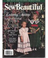 Sew Beautiful Martha Pullen Holidays 1995 Heirl... - $6.00