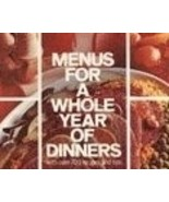 Good Housekeeping Menus for a Whole Year of Din... - $8.77