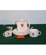 "Art Deco ""Mitropa"" Tea and Coffee Service - $175.00"