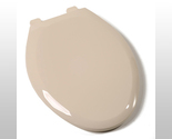 Buy Comfort Seats C1B3E4S-03 EZ Close Plastic Toilet Seat Almond