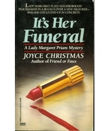It's Her Funeral (A Lady Margaret Priam Mystery) - $3.95