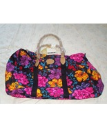 Gitano Oversize Duffle Tote New with Tags - $19.50