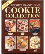 Favorite Brand Name Cookie Collection - BIG Book - $12.77