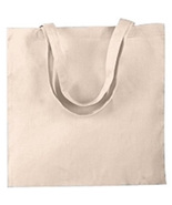 24 Canvas Tote Bags Blank Natural Bulk Lot Totes - $91.35