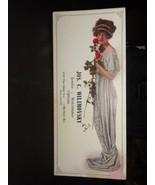 Vintage Advertising Jeweler Watchmaker Optician... - $7.00