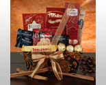 Buy Chocolate Gift Baskets - Chocolate Lover's Delight! Gourmet Gift Basket