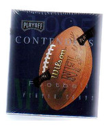 1995 PLAYOFF NFL Football,  Playoff Contenders ... - $86.23