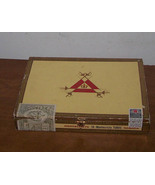 Monte Cristo Habana Cigar Box Wooden  - $30.00