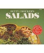 Betty Crocker's Salads  Cookbook 1977 - $4.99