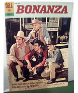 Bonanza 01-070-210 Dell Four Color Comics # 128... - $95.00