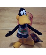 RARE 1996 Space Jam Plush Toys, Daffy Duck - $10.19