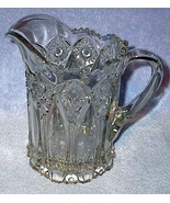 EAPG Old Vintage Press Pattern Glass Heavy Wate... - $29.95