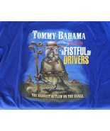 Tommy Bahama Men's T-Shirt, Fistful of Drivers,... - $35.50