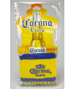 Corona Extra Yellow and Blue Wristband - 2005 - $4.88