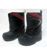 The Childrens Place Boys Winter Boots size 9 Black - $16.00