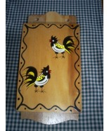 Woodpecker Woodware, Handpainted in Japan, 1950's - $8.00
