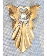 Elegant Jane Crystal Rhinestone Golden  Christm... - $12.95