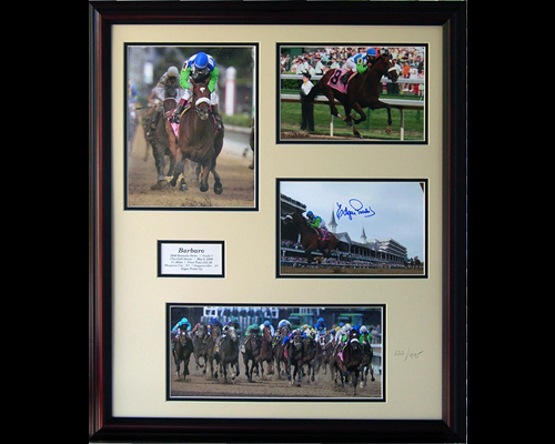 Barbaro Kentucky Derby Commemerative Photos