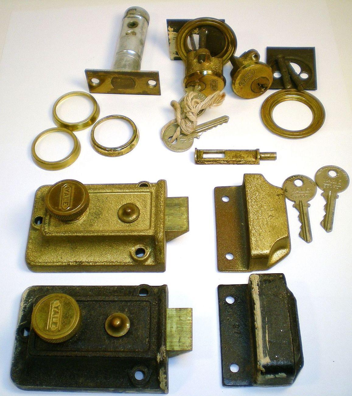 Yale locks for Door yale lock