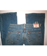 New Womens True Religion Bobby Jeans 30 X 32 Di... - $109.99