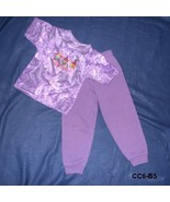 Myrtle Beach PURPLE 2 pc TOP AND SWEATPANTS  SI... - $9.99