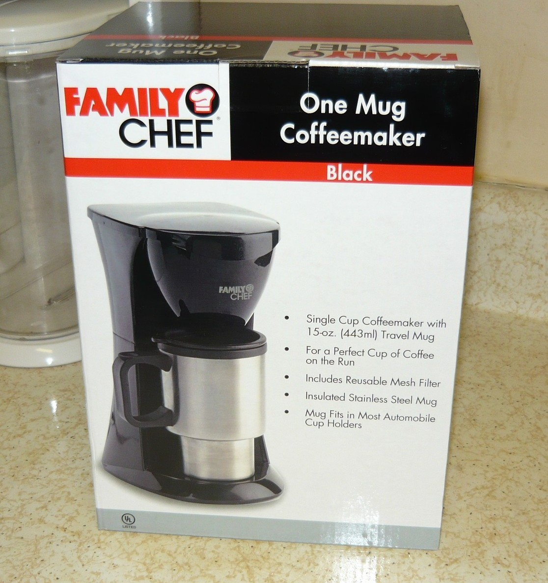 One Cup Coffee Maker K Cup : SINGLE CUP COFFEE MAKER - Small Kitchen Appliances
