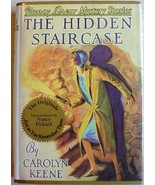 Nancy Drew THE HIDDEN STAIRCASE 1st Print Apple... - $15.00