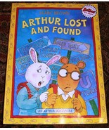 Arthur Lost and Found by Marc Brown Scholastic ... - $2.95