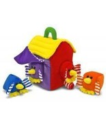 Bird House Baby toy Shape Sorter 9 month old M... - $18.68