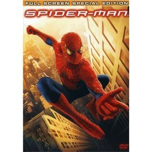 Spiderman_dvd