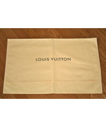Louis Vuitton Dust Bag Cover -Authentic