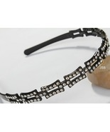Stunning Head Band Rectangles with Crystals in ... - $11.29