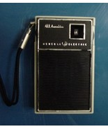 Transistor radio General Electric   All Transistor Model P1757 