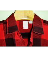 Sweet 80's Vintage Men's Buffalo Plaid Shirt Large - $20.00