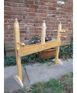 Handmade Hard Maple Swedish Band Loom Inkle Loom - $143.00