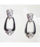 Avon Art Deco Style Crystal Rhinestone Simulate... - $14.95