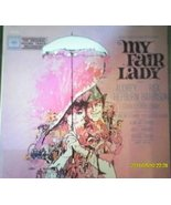 My Fair Lady Original Cast Recording LP 1958
