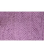 Pattern for knitted wild blackberry and cable b... - $2.50