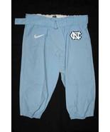 UNC TARHEEL GAME USED FOOTBALL PANTS BLUE Size 32 - $29.00