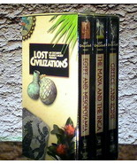 Lost Civilizations Readers Digest Time-Life VHS... - $12.99