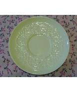 Wedgwood Patrician Saucer Plain White Several A... - $5.00