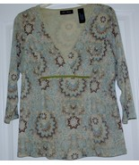Axcess Floral Blouse - $9.95