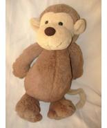 Jellycat Bashful Monkey Plush Stuffed Animal Ta... - $14.99