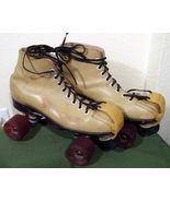 Vintage Sure Grip Super X 8R Roller Skates Mens... - $32.99